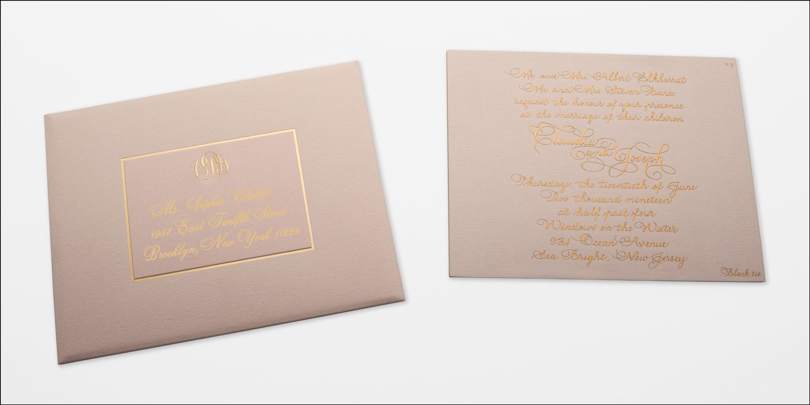 Invitation-and-Envelope